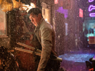 Andrew Koji as Storm Shadow G.I. Joe wallpaper