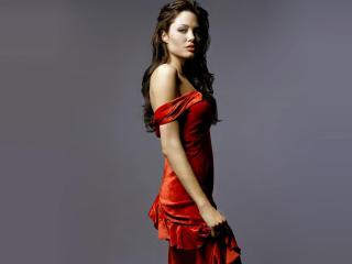 Angelina Jolie Fabulous Hd Pics wallpaper