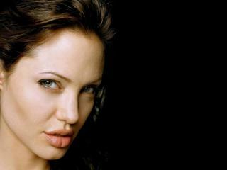 Angelina Jolie Hd Close Up Images wallpaper