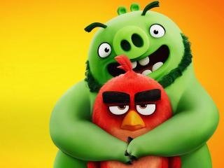 Angry Birds 2 Movie wallpaper