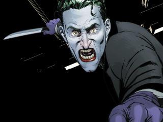 HD Wallpaper | Background Image Angry Jocker DC Comic