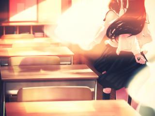 anime, anime girl, girl wallpaper
