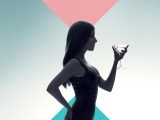 Anna Kendrick A Simple Favor 2018 Movie Poster wallpaper