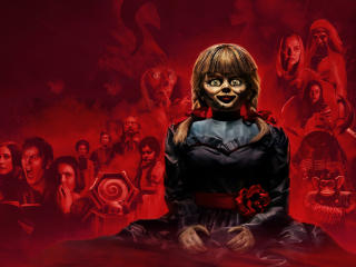 Annabelle Comes Home wallpaper