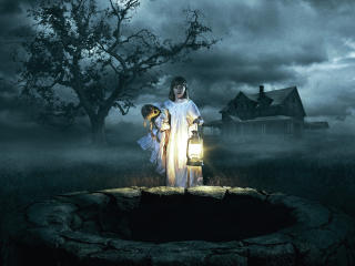 Annabelle Creation Poster wallpaper