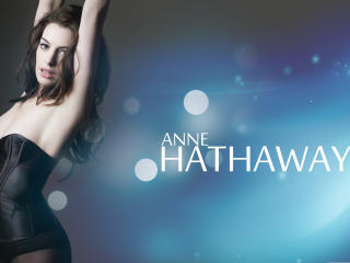 Anne Hathaway hot images wallpaper