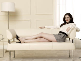 Anne Hathaway hot wallpapers wallpaper