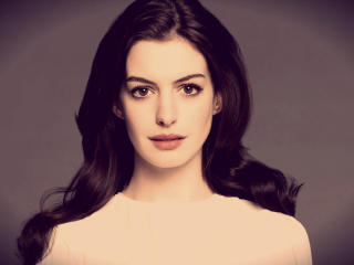 Anne Hathaway Lovely Photos wallpaper