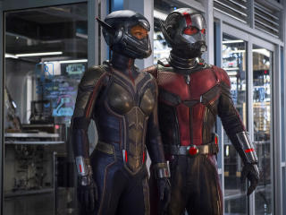 Ant-Man and the Wasp 2018 Movie wallpaper