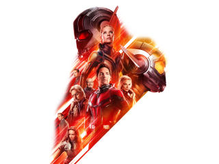 Ant-Man and the Wasp 2018 Poster wallpaper