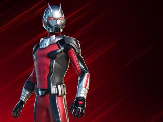 Ant-Man Fortnite wallpaper