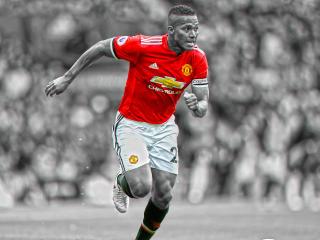 Antonio Valencia HD Manchester United wallpaper