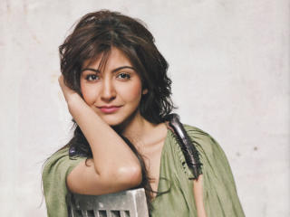 Anushka Sharma Hd Photoshoot wallpaper