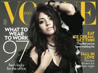 Anushka Sharma Vogue Cover wallpaper