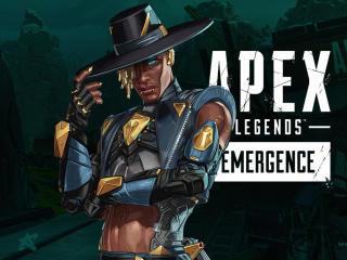 Apex Legends Emergence 4K Art wallpaper