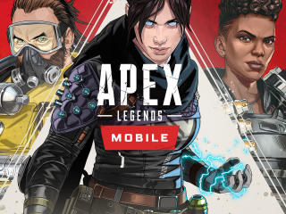 Apex Legends Mobile Gaming 2021 Poster wallpaper