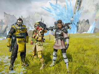 Apex Legends Mobile New 2021 wallpaper