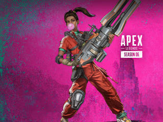 Apex Legends Rampart wallpaper