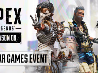 Apex Legends War Games wallpaper