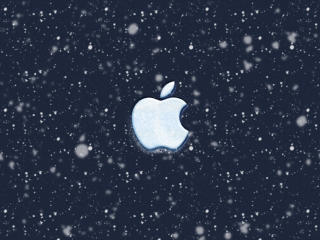 Apple Logo Art wallpaper