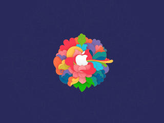 Apple Sanlitun wallpaper