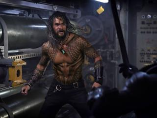 Aquaman 2018 Movie First Look wallpaper