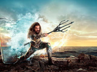 Aquaman Jason Momoa wallpaper