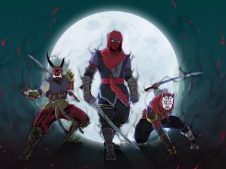 Aragami 2 HD Gaming wallpaper