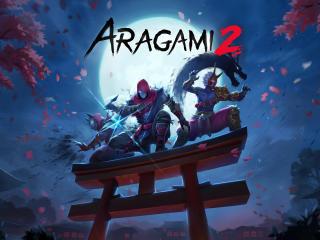 Aragami 2 wallpaper