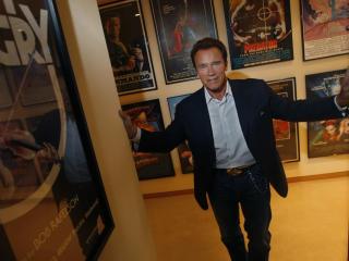 Arnold Schwarzenegger Hd Pic wallpaper