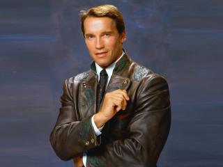 Arnold Schwarzenegger Old Pics wallpaper
