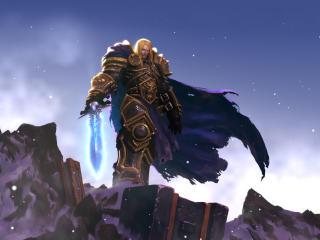 Arthas Menethil World Of Warcraft Game wallpaper