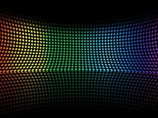 Artistic Colors Dots wallpaper