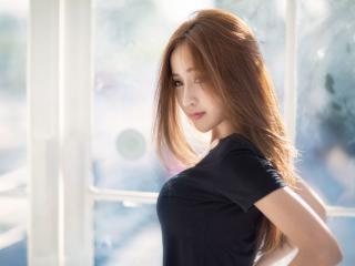 HD Wallpaper | Background Image Asian Hot Girl