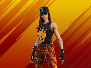 Aspin Skin HD Fortnite Battle Royale 2021 wallpaper