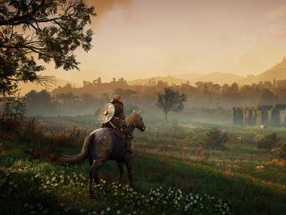 Assassin's Creed Valhalla Landscape wallpaper