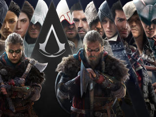 46 Assassin S Creed Valhalla Hd Wallpapers Background And Images