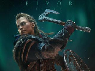 Assassins Creed Female Eivor wallpaper