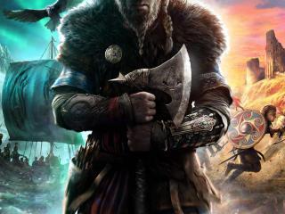Assassins Creed Valhalla 8K wallpaper