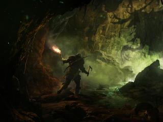 Assassins Creed Valhalla Game 2020 wallpaper