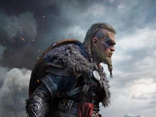 Assassins Creed Valhalla Poster wallpaper