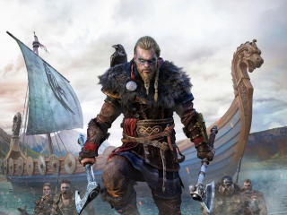 Assassins Creed Valhalla Viking Raider wallpaper