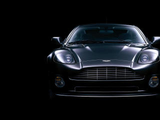 Aston Martin AM310 Vanquish wallpaper