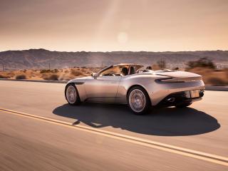 HD Wallpaper | Background Image Aston Martin Db11 Volante 2018