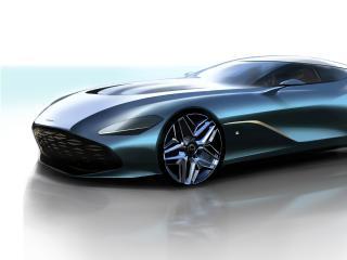 Aston Martin DBS GT Zagato 2019 wallpaper