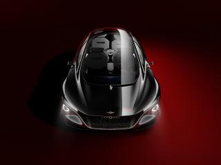 Aston Martin Lagonda Vision Concept Geneva Motor Show 2018 wallpaper