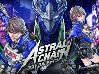 Astral Chain wallpaper