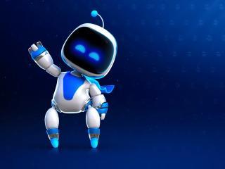 Astro Bot Rescue Mission Robot wallpaper