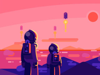 HD Wallpaper | Background Image Astronauts