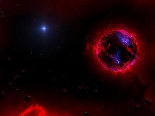 Astronomy Planet 4k wallpaper